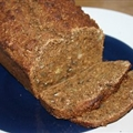 Treacle, Prune and Walnut Loaf