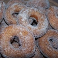 Tropfkrapfen (Drop Donuts)