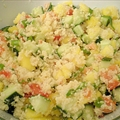 Tropical Tabbouleh