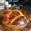 Tsourekia- Greek Easter Bread
