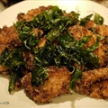 tsuyu-fried tilapia