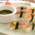Tuna And Prawn Sushi