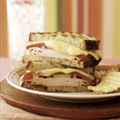 Turkey and Jarlsberg Panini