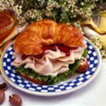Turkey Cranberry Croissant