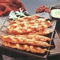 Turkey Satay with Peanut Sauce