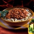 Turkey Spaghetti Sauce