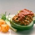 Turkey Stuffed Green Peppers