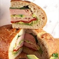 Turkey with Avocado Sandwich