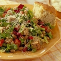 Tuscan Pork and Bean Salad
