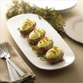 Twice Baked Potatoes with Alouette