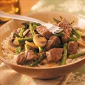 Asparagus Beef Stir-Fry