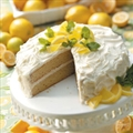 Lemonade Layer Cake
