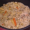 Mughalai Vegetable Biryani