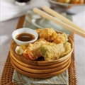 Vegetable Tempura - Japanese