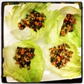 Vegetarian/Vegan San Choi Bao