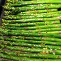 Veggie- Asparagus w dijon-lemon sauce