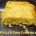 Veggie - Corn Casserole