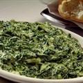 Veggie - Creamed Spinach