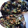 Veggie- Grilled Portobello