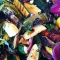 Veggie- Grilled Vegetable Salad