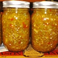 Vern's Very Hotttt Pepper Relish