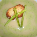 Vichyssoise (Cold Potato Soup)