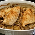 Vidalia Sweet Onion Chicken Breast Casserole
