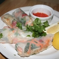 Vietnamese Fresh Rice Paper Rolls