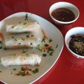Vietnamese Fresh Spring Rolls