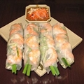 Vietnamese Shrimp Spring Rolls