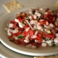 Warm Tilapia Ceviche