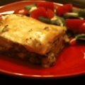 White Veggie Lasagna