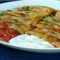 Wild Mushroom Quesadillas