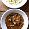 Wild Mushroom Ragout with Ziti