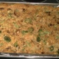 Worlds Best Broccoli Rice Cheese Casserole