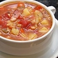 Yates' Manhattan Clam Chowder