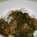 Yoda's Rootleaf Stew by Craig Claiborne