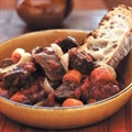 Yolanda's Chocolate Beef Stew