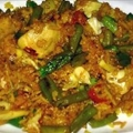 Yucas Vegetarian Paella