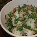 Yvette's Parsley Potatoes