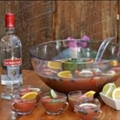 The Livins Easy Summer Punch