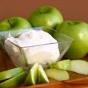 Apple Cinnamon Sour Cream Dip