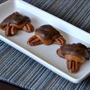 Caramel Pecan Turtles