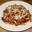 Chicken Marinara and Vegetables w/Pasta