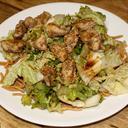 Chinese Chicken Salad (Hal's Recipe)