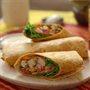 Fiery Grilled Chicken Wraps
