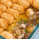 Ground Beef and Tater Tot Casserole Recipe (Gluten Free)