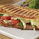 Ham, Horseradish & Brie Baguette Panini