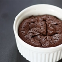 Individual Chocolate Cobblers