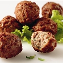 Keftedakia (Greek meatballs)
